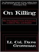 On Killing by Dave Grossman: NOOK Book Cover