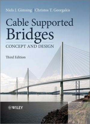 Cable Supported Bridges Concept and Design cover