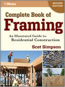 Complete Book of Framing by Scot Simpson: Book Cover