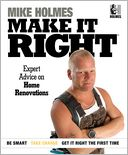 Make It Right by Mike Holmes: Book Cover