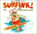 Surfink! by Mr. Gasser & the Weirdos: CD Cover