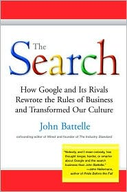 The Search by John Battelle: Book Cover