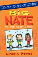 Big Nate by Lincoln Peirce: NOOK Book Cover