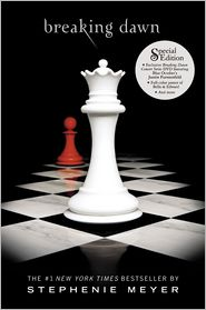 Breaking Dawn Special Edition by Stephenie Meyer: Book Cover