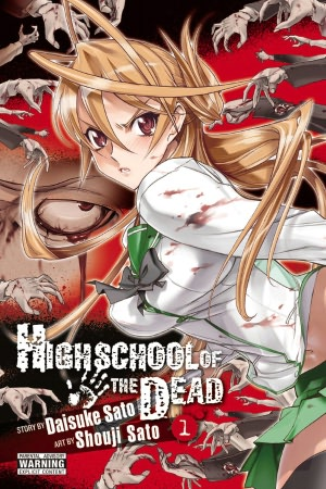 Highschool of the Dead, Volume 1