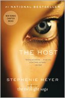 The Host with Bonus Chapter by Stephenie Meyer: Book Cover