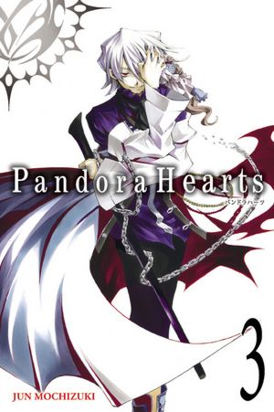 Pandora Hearts, Volume 3