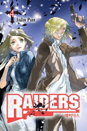 Raiders, Volume 4