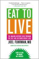 Eat to Live by Joel Fuhrman: Book Cover