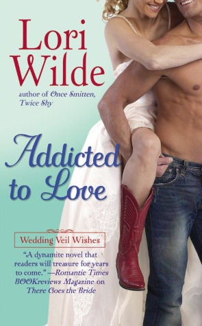 Addicted to Love Wedding Veil Wishes Series 3