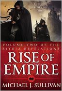Rise of Empire by Michael J. Sullivan: Book Cover