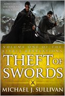 Theft of Swords by Michael J. Sullivan: Book Cover