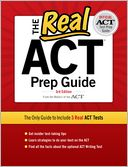 The Real ACT, 3rd Edition by ACT Inc.: Book Cover