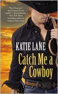 Catch Me a Cowboy (Deep in the Heart of Texas Series #3) by Katie Lane: Book Cover