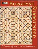 download Burgoyne Surrounded : A Classic Quilt Plus Six Variations book