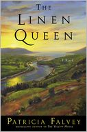 The Linen Queen by Patricia Falvey: Book Cover