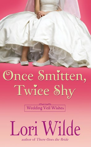 Once Smitten Twice Shy Wedding Veil Wishes Series 2