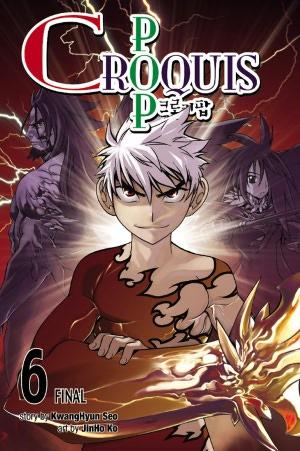 Croquis Pop, Volume 6