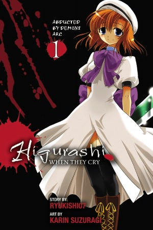 Ebooks android download Higurashi When They Cry: Abducted by Demons Arc, Volume 1