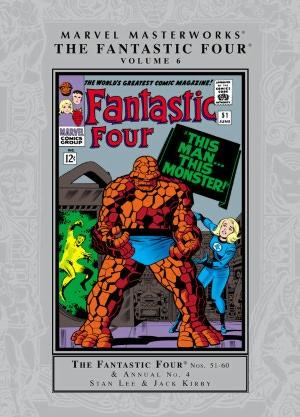 The Fantastic Four Marvel Masterworks, Volume 6