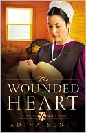 The Wounded Heart (Amish Quilt Series #1) by Adina Senft: Book Cover