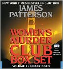 Women's Murder Club Box Set, Vol. 1 by James Patterson: CD Audiobook Cover