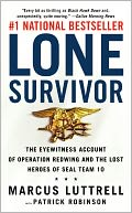Lone Survivor by Marcus Luttrell: NOOK Book Cover