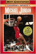 Michael Jordan (Matt Christopher Legends in Sports Series) by Matt Christopher: NOOK Book Cover