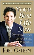 Your Best Life Now by Joel Osteen: NOOK Book Cover