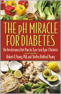 pH Miracle for Diabetes by Robert O. Young: NOOK Book Cover