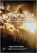 Deep Water by National Commission on the BP Deepwater Horizon Oil Spill and Offshore Drilling: NOOK Book Cover