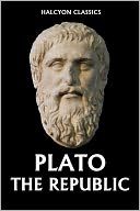Plato's Republic by Plato: NOOK Book Cover