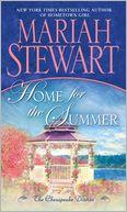 Home for the Summer (Chesapeake Diaries Series #5) by Mariah Stewart: Book Cover