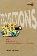 Projections by Jared Gardner: NOOK Book Cover
