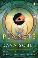 The Planets by Dava Sobel: Book Cover