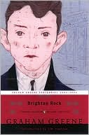 Brighton Rock by Graham Greene: Book Cover