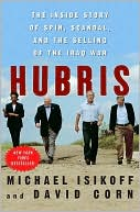 Hubris by Michael Isikoff: Book Cover
