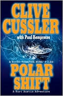 Polar Shift by Clive Cussler: Book Cover