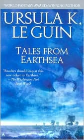 Tales from Earthsea (Earthsea Series) by Ursula K. Le Guin: Book Cover