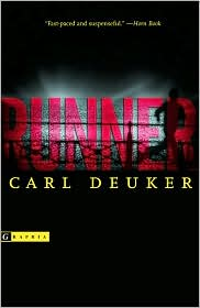 Runner by Carl Deuker: Book Cover