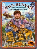 Paul Bunyan by Steven Kellogg: Book Cover