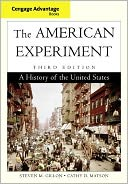 download The American Experiment : A History of the United States book
