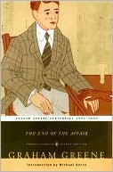 The End of the Affair by Graham Greene: Book Cover