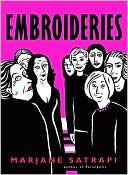 Embroideries by Marjane Satrapi: Book Cover