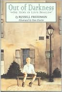 Out of Darkness by Russell Freedman: Book Cover