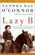 Lazy B by Sandra Day O'Connor: Book Cover