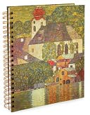 Klimt Church on Attersee Sketchbook (9x11) by Barnes & Noble: Product Image