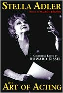 Stella Adler on the Art and Technique of Acting by Stella Adler: Book Cover