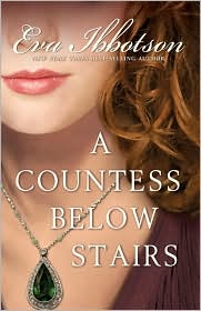 A Countess Below Stairs by Eva Ibbotson: Book Cover