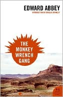 Monkey Wrench Gang by Edward Abbey: Book Cover